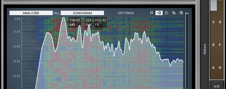 V skratke a ZDARMA – Spektrálny analyzér