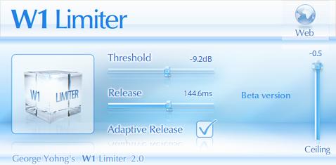 FREE VST : W1 Limiter. Waves L1 zdarma ?